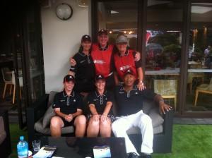 Holden golf winners